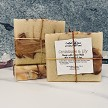 Cantaloupe & Lily Scented Soap with Goat Milk
