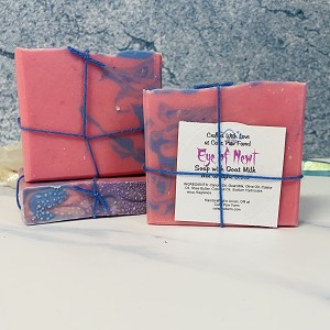 Eye of Newt Scented Soap with Goat Milk