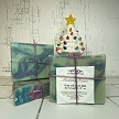 Mistletoe Kisses Scented Soap with Goat Milk