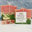 Watermelon Scented Soap with Goat Milk