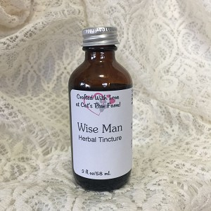 Wise Man Herbal Tincture